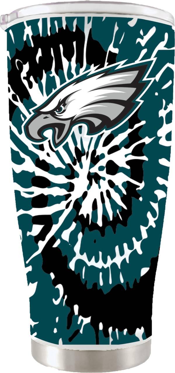 The Memory Company Philadelphia Eagles 20 oz. Tie Dye Tumbler product image