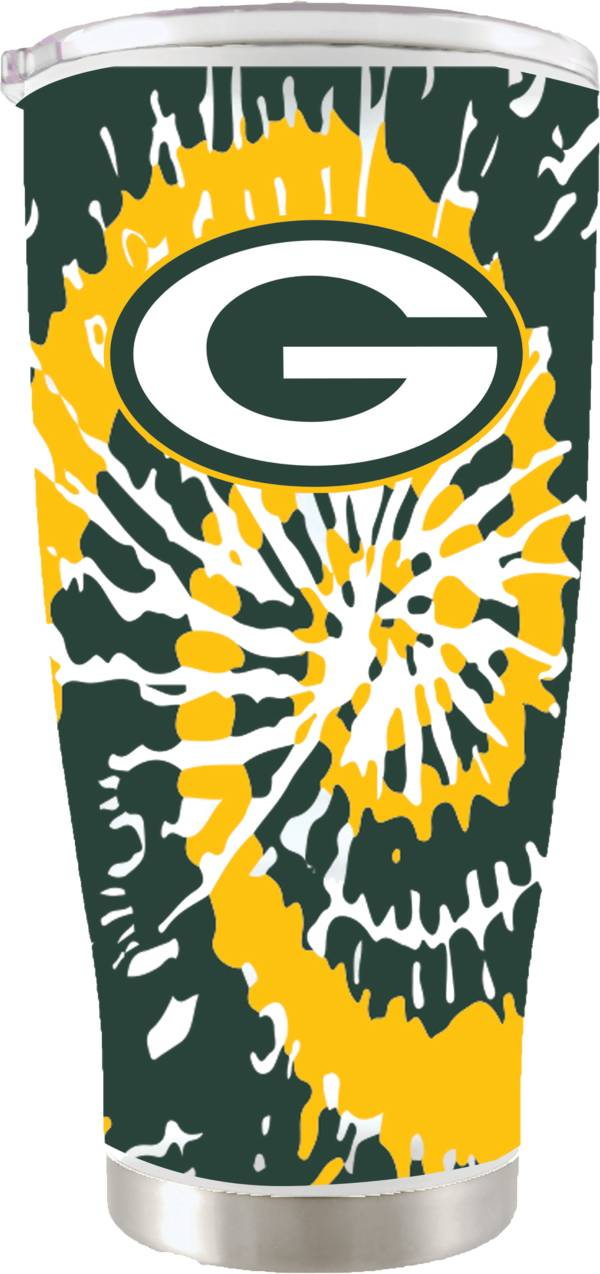 The Memory Company Green Bay Packers 20 oz. Tie Dye Tumbler product image