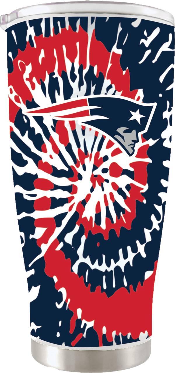 The Memory Company New England Patriots 20 oz. Tie Dye Tumbler product image