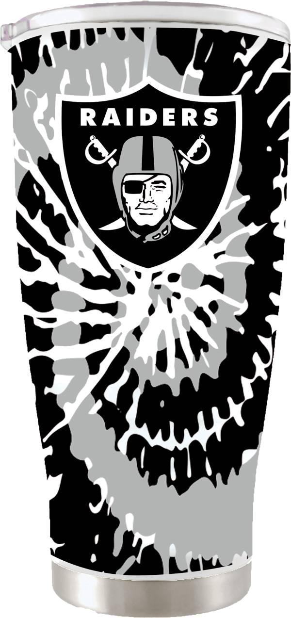 The Memory Company Oakland Raiders 20 oz. Tie Dye Tumbler product image