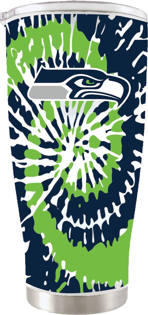 The Memory Company Seattle Seahawks 20 oz. Tie Dye Tumbler product image