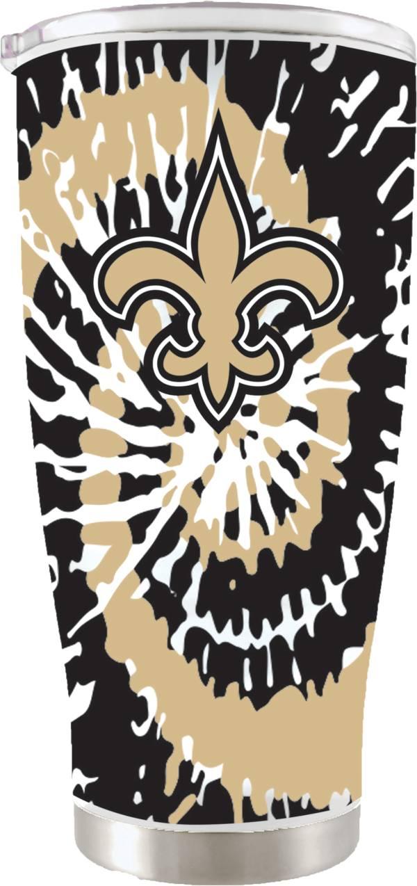 The Memory Company New Orleans Saints 20 oz. Tie Dye Tumbler product image