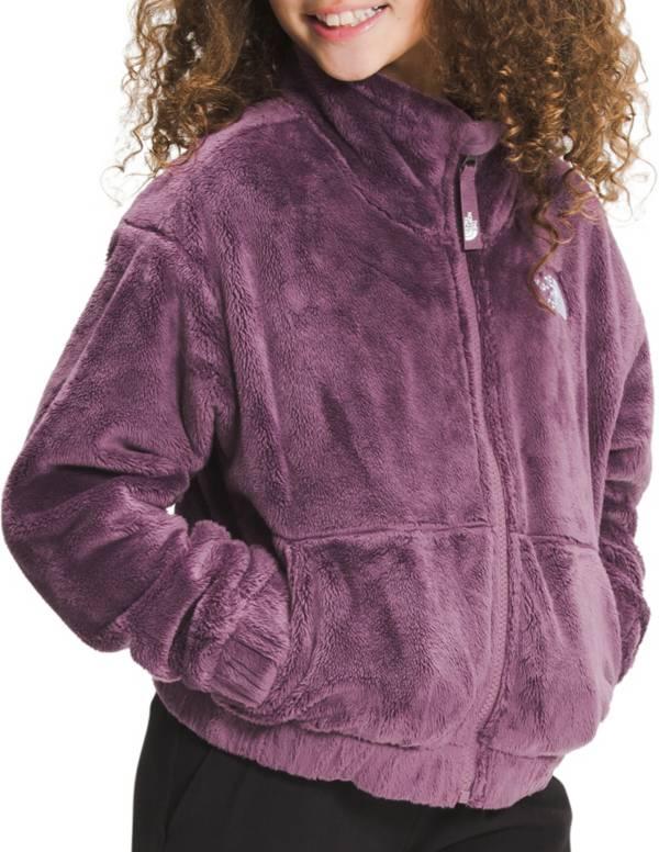 The North Face Girls' Osolita Full-Zip Fleece Jacket product image