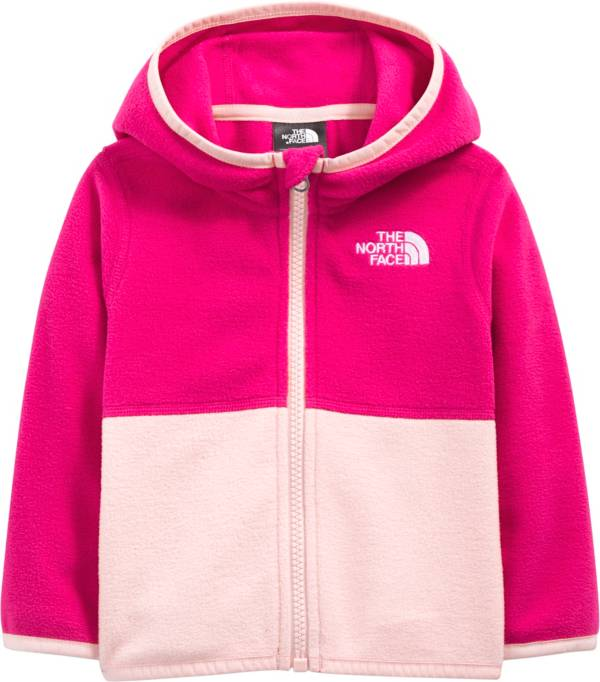 The North Face Infant Girls' Glacier Full-Zip Hoodie product image
