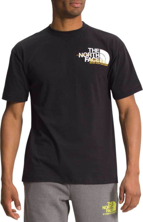 The North Face Men's Coordinates Graphic T-Shirt product image
