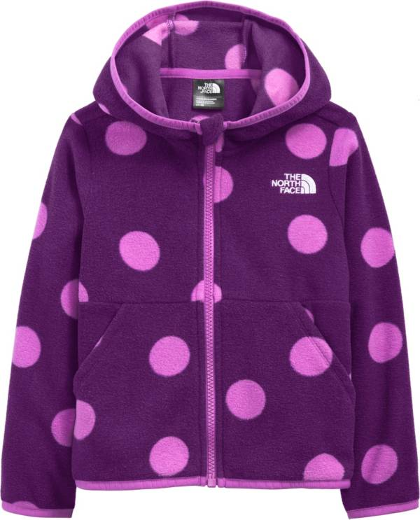The North Face Toddler Girls' Glacier Full-Zip Hoodie product image