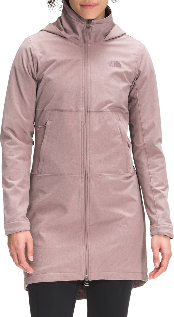 The North Face Women's Softshell Shelbe Raschel Parka product image