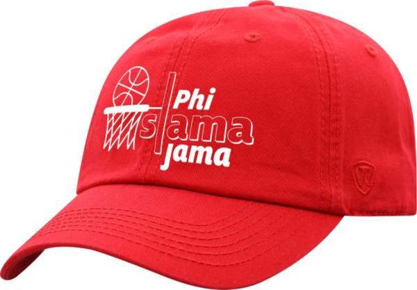 Top of the World Men's Houston Cougars Red Houston 'Phi Slama Jama' Adjustable Hat product image