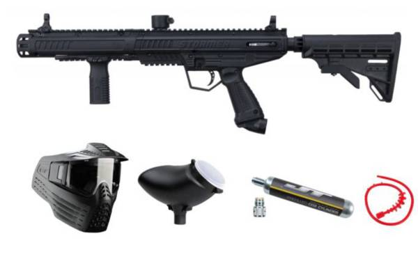 Tippmann Stormer Tactical Paintball Gun Package product image