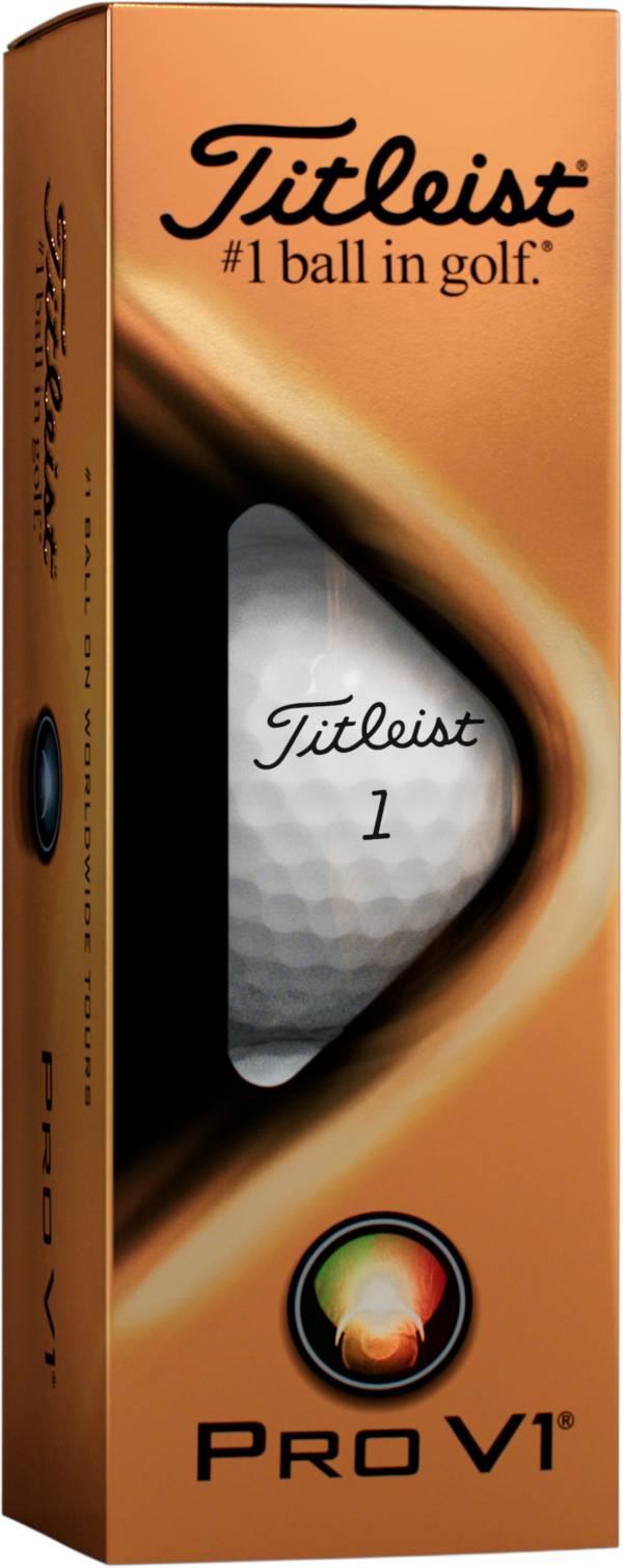 Titleist 2021 Pro V1 Golf Balls - 3 Pack product image