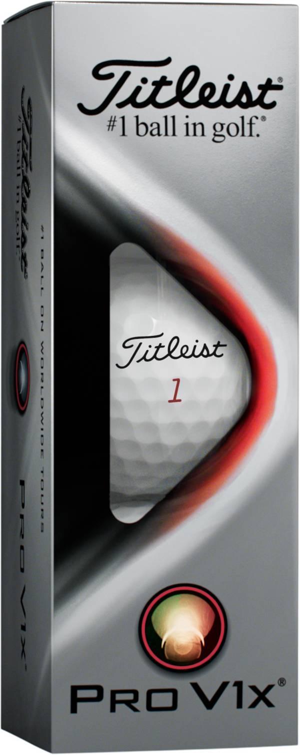 Titleist 2021 Pro V1x Golf Balls - 3 Pack product image