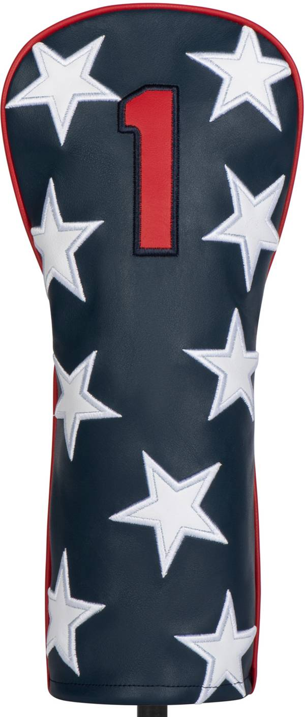 Titleist Stars & Stripes Leather Driver Headcover product image