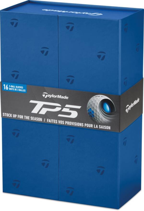 TaylorMade 2021 TP5 Golf Balls - 4 Dozen product image