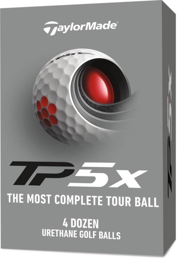 TaylorMade 2021 TP5x Golf Balls - 4 Dozen product image