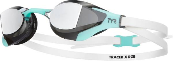 TYR Adult Tracer-X RZR Racing Mirrored Goggles product image