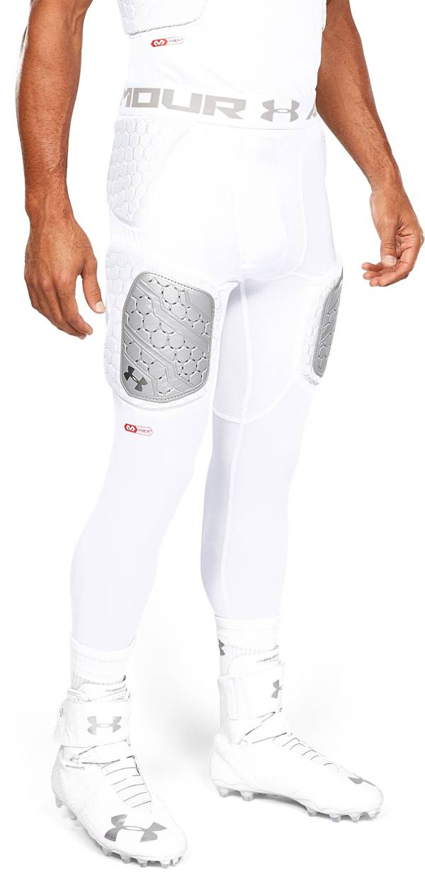 """Under Armour Gameday Pro 5-Pad 3/4"""" Compression Tights product image"""