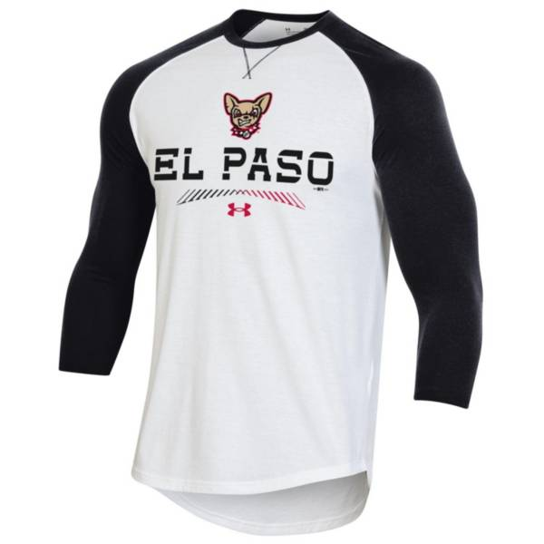 Under Armor El Paso Chihuahuas Baseball T-Shirt product image