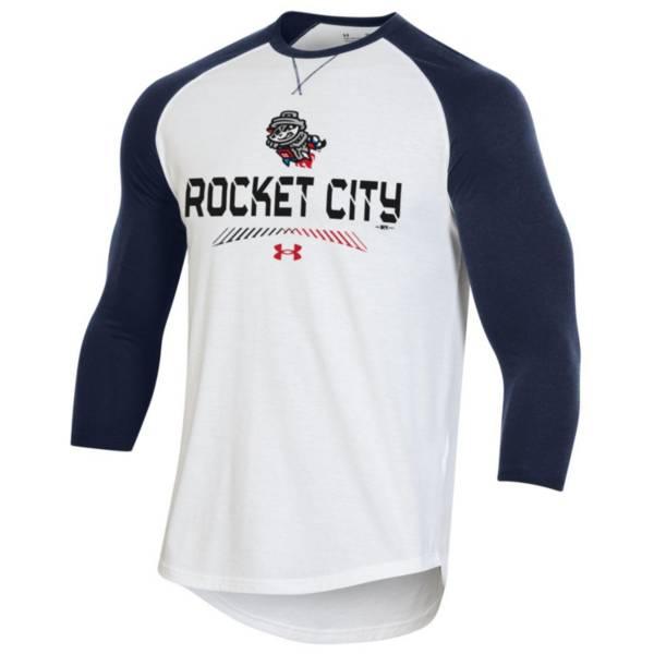 Under Armor Rocket City Trash Pandas Baseball T-Shirt product image