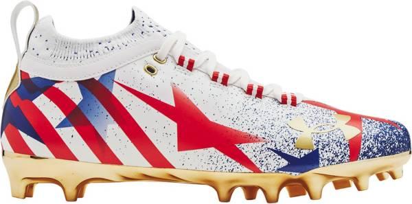 Under Armour Men's Spotlight LE MC USA Football Cleats product image