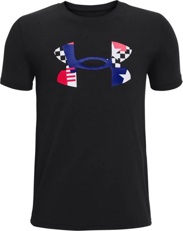 Under Amour Boys' Freedom Big Flag Logo T-Shirt product image
