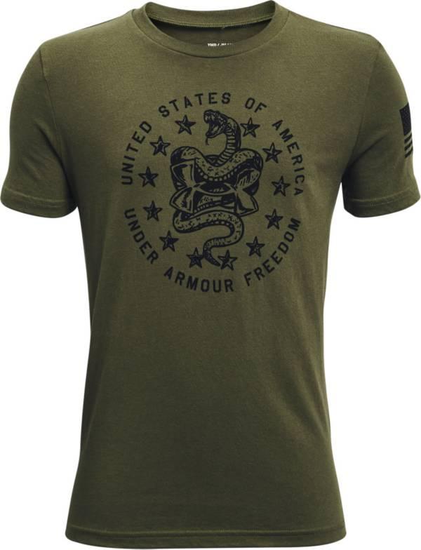 Under Armour Boys' Freedom Snake T-Shirt product image