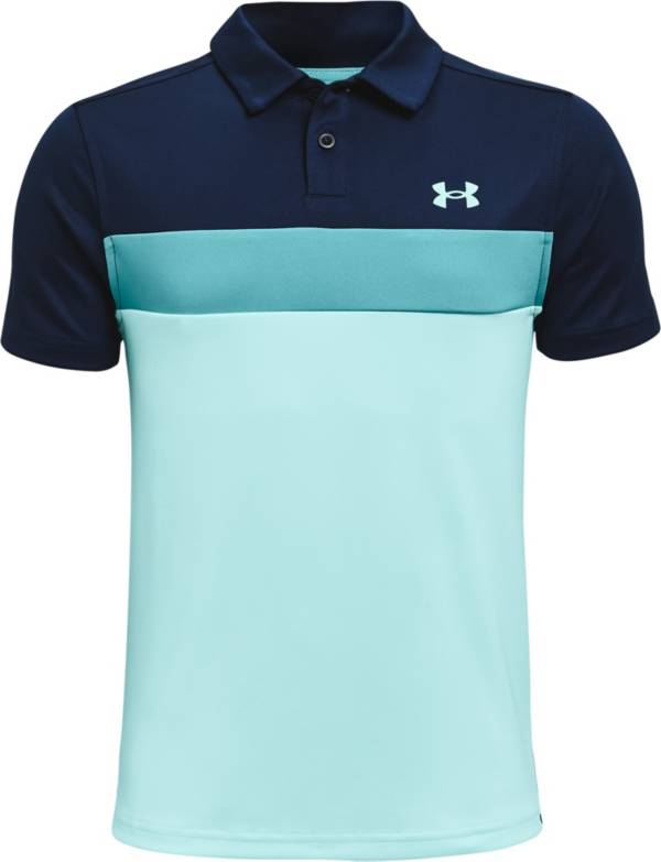 Under Armour Boys' Performance Block Golf Polo product image