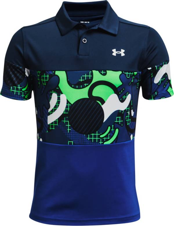 Under Armour Boys' Performance Cool Supplies Golf Polo product image