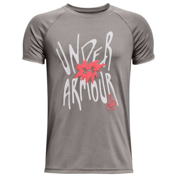 Under Armour Boys' Tech Web Graphic T-Shirt product image