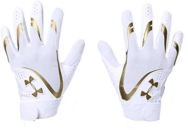 Under Armour Girls Radar Softball Batting Gloves product image