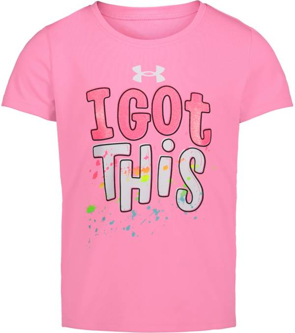 Under Armour Little Girls' I Got This Graphic T-Shirt product image