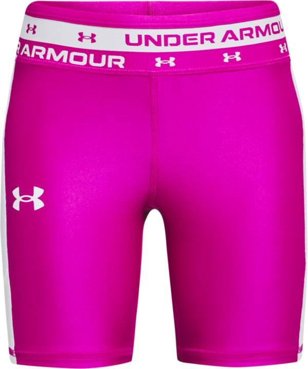 Under Armour Girls' HeatGear Bike Shorts product image