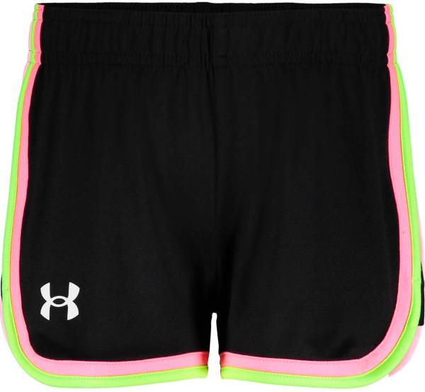 Under Armour Little Girls' Novelty Track Star Shorts product image