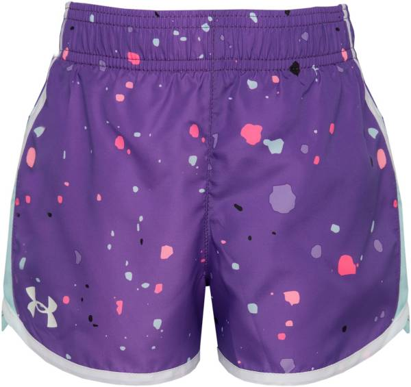 Under Armour Little Girls' Splash Fly-By Shorts product image
