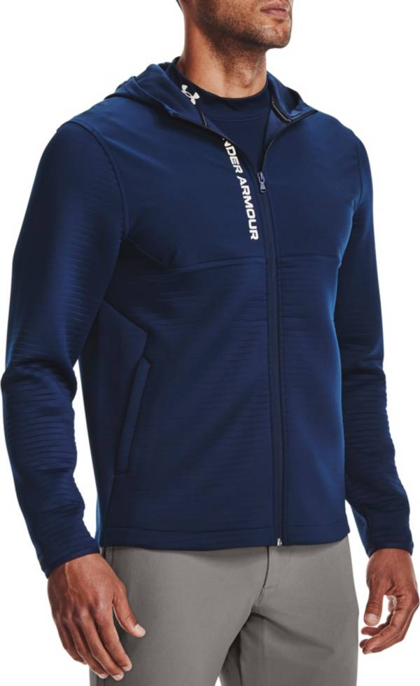 Under Armour Men's ColdGear Infrared Baselayer Long Sleeve Golf Shirt product image
