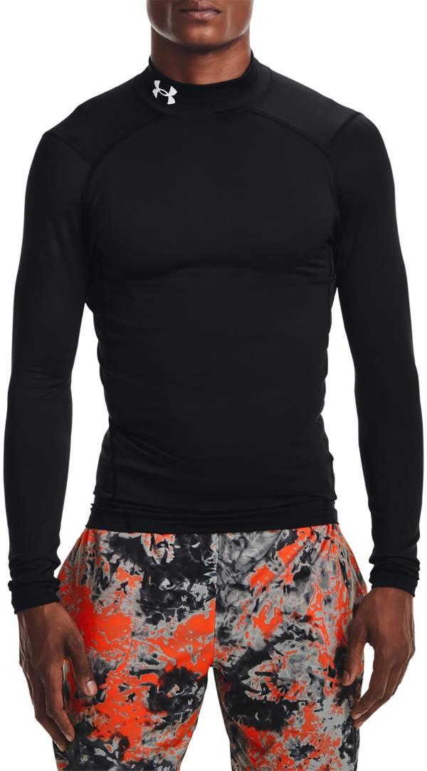 Under Armour Men's ColdGear Mock Neck Compression Shirt product image
