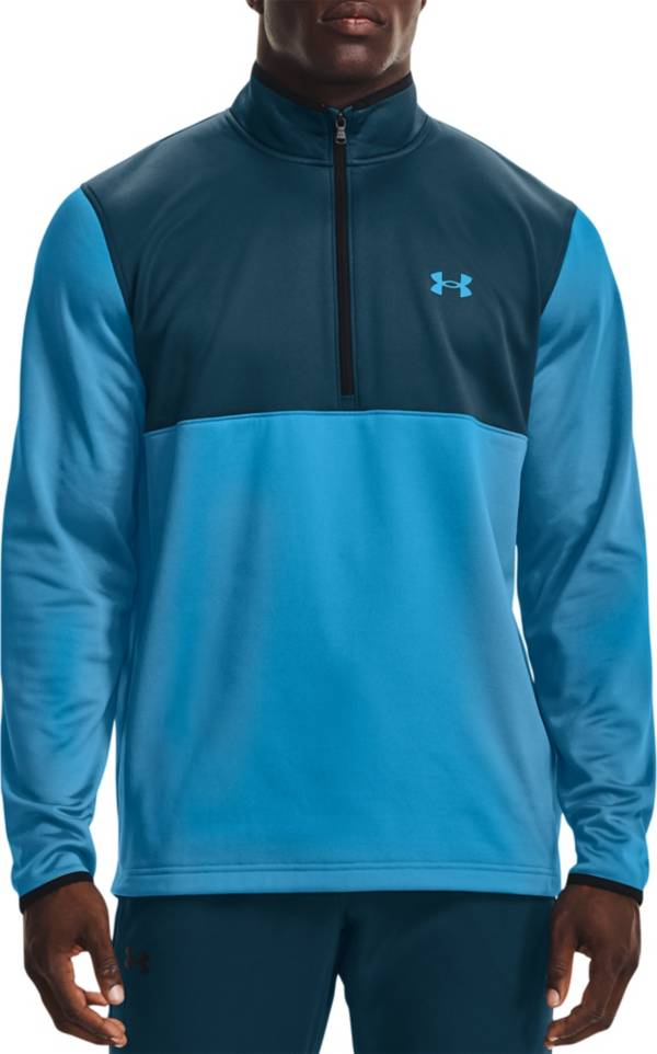 Under Armour Men's Armour Fleece Colorblock Half Zip Pullover product image