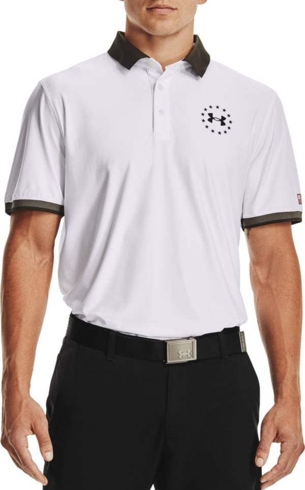 Under Armour Men's Freedom Pique Golf Polo product image