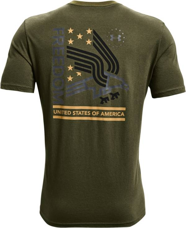 Under Armour Men's Freedom USA Eagle Graphic T-Shirt product image
