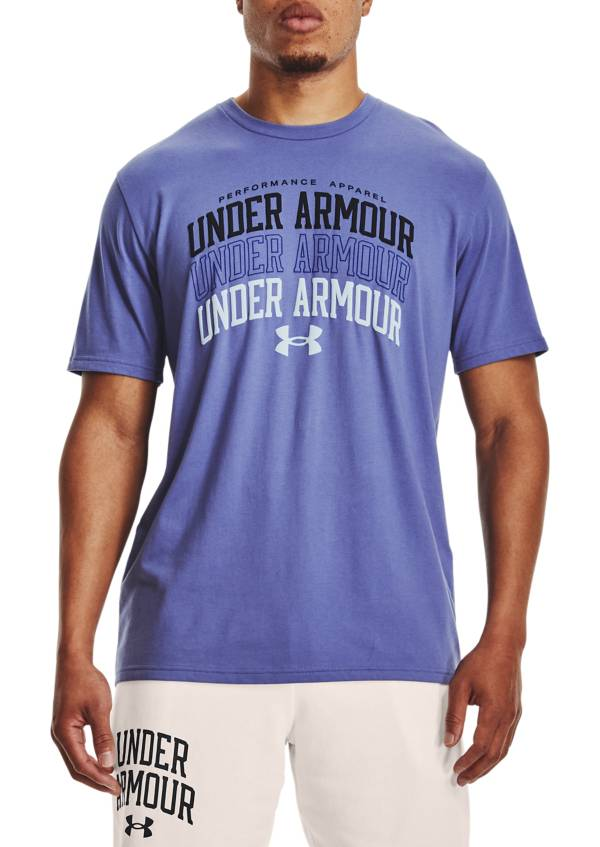 Under Armour Men's Multi Color Collegiate Short Sleeve Graphic T-Shirt product image
