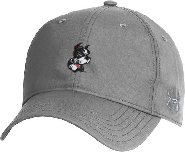 Under Armour Men's Boston Terriers Grey Performance 2.0 Adjustable Hat product image