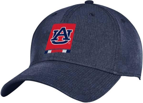 Under Armour Men's Auburn Tigers Blue Stretch Fit Adjustable Hat product image