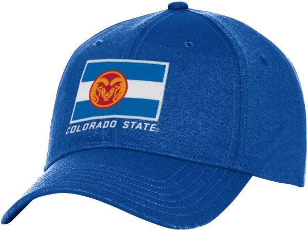 Under Armour Men's Colorado State Rams 'Colorado Pride' Flag Adjustable Hat product image