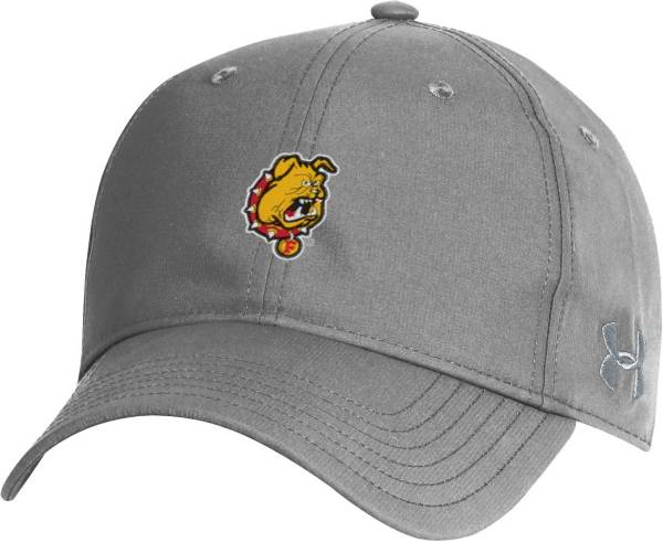 Under Armour Men's Ferris State Bulldogs  Grey Performance 2.0 Adjustable Hat product image