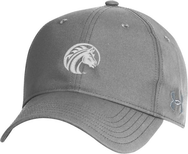 Under Armour Men's Fayetteville State Broncos Grey Performance 2.0 Adjustable Hat product image