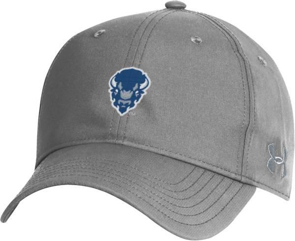 Under Armour Men's Howard Bison Grey Performance 2.0 Adjustable Hat product image