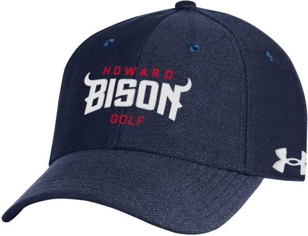 Under Armour Men's Howard Bison Blue Adjustable Golf Hat product image