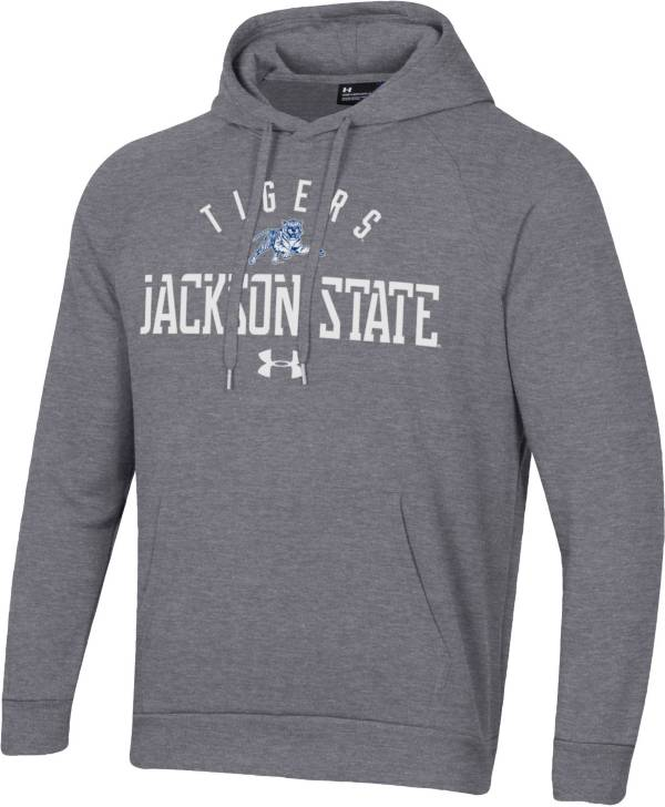 Under Armour Men's Jackson State Tigers Grey All Day Hoodie product image