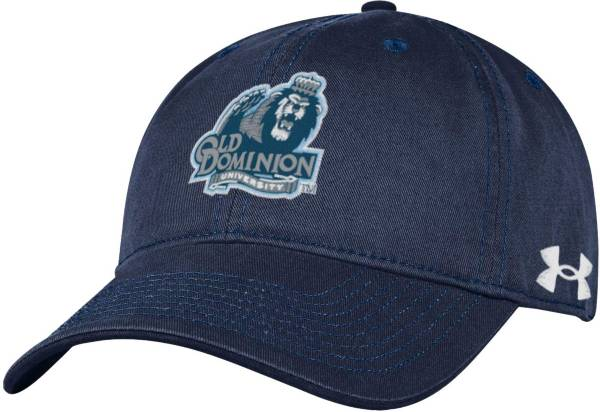 Under Armour Men's Old Dominion Monarchs Blue Cotton Twill Adjustable Hat product image