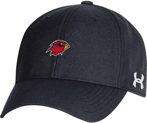 Under Armour Men's Lamar Cardinals Black Adjustable Hat product image