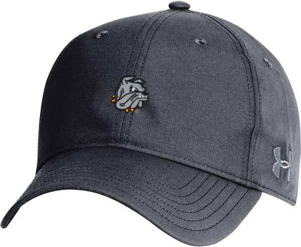 Under Armour Men's Minnesota-Duluth  Bulldogs Black Performance 2.0 Adjustable Hat product image